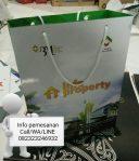 Paper bag Promosi Bisnis Properti