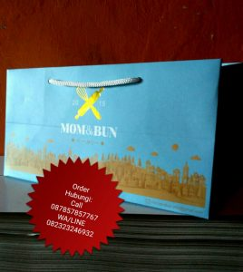 Paper bag Murah Mom & Bun