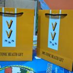 Paper Bag Art Carton