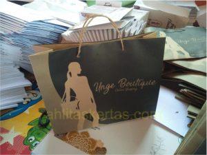 Paper Bag Custom Untuk Butik