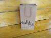 Paper Bag Bahan Kertas Coklat Tali Kur Mata Ayam