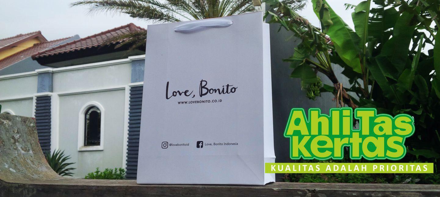 Ahli Tas Kertas | Paper Bag