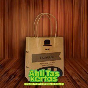 Cetak Paper Bag Kraft