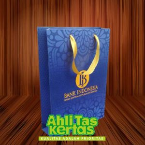 Paper Bag Bank Indonesia