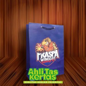Paper Bag Souvenir Wisuda