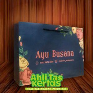 Paper Bag Toko Baju