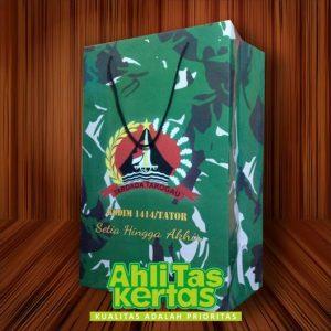 Cetak Paper Bag untuk Acara TNI