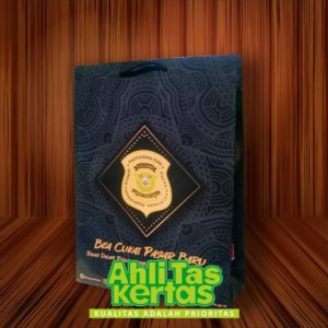 Custom Shopping Bag Kertas Glossy